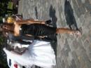 На свадьбе друга