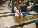 В Аеропорту Анталии