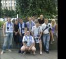 лето 2008, Черные волки на точке сбора...