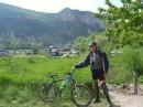 Мангуп. После легкого DH. май 2005