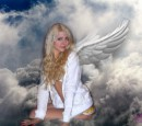 I want to be an angel