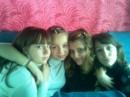 Кристинка,Анька,Я и Ирка)))))