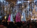 Такие вот красоты из фонариков на губернаторской ёлке Днепропетровска