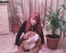 я дерзкая как тигр:):):)