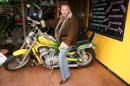 Амстердам...очень люблю мотоциклы!