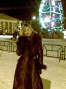 снегурка с елкой