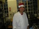 a bit of festivity at work