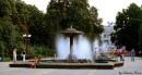 фонтани і площі