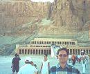 Луксор, храм царицы Хатшепсут (Кто играл в Serious Sam - знает:)