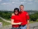 С любимой женой в Киеве!