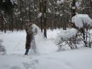 Сніжок,сніжок,сніжище!