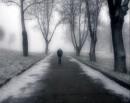 ..[Умирают мечты,  Надо мною смеётся февраль. Эти мрачные дни — В них меня поскорей разгадай].. ... (с )Deform - В Ожидании Весны