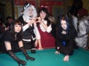 Yumi, Gilbert, Kiyo and myself