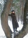 в зимнем лесу ))