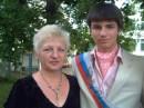Москва, я с внуком Сергеем