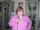 Я нахожусь дома в зале пою в караоке1 Фотка снята 2008 году
