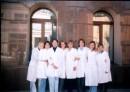 Это моя группа. Мы возле Фарм академии в Харькове.