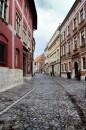 улицами Кракова