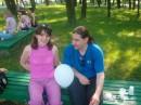 Знакомьтесь ...  Плюшевый приежал в гости (г.Киев, май 2005 г.)