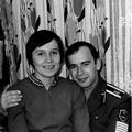 Март 1976 г. - накануне свадьбы...