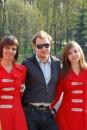 Девочки в красном - дают всем не счастным)))