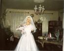 Это тоже я! Когда-то была замужем... М-да... давно....