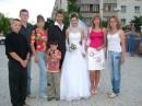 вот так на следующий день после выпускного моя одноклассница умудрилась выйти замуж за парня из параллельного класса...свадьба была классная :)))