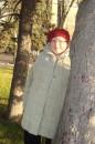 Я нахожусь в Донецке! Моя фотка снята 2008 году Я стою рядом с деревом!
