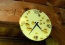 Заансе Сханс - сырные часы