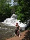 Джуринский водопад 2009г