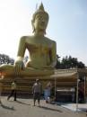 Будда!!!Это рафинированый буддизм Таиланда!!!