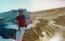 Каньйон В горах Атласа, Тунис.