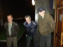 Снимали возле РУВД Радянського района г. Киева, забирали нашего друга. Это долгая история...))