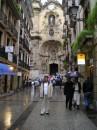 Испания,Сан-Себастьян.Городишко,а особенно этот собор-высший класс!!!