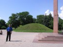 14 июля 2005 года Чернигов. У вечного огня.