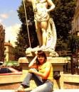 львов-2004, я задумчиво-счастливая...