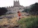 Генуейская крепость в Судаке...