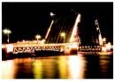 Дворцовый мост, Петербург.