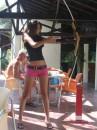 Это тоже в Турции....:)стриляю из лука,прямо робин гуд...