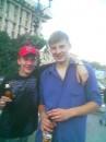 Слева  мой дружбан Женя (YMERSY)