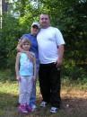 Братик и его девушка ... и киндер моего знакомого ... Кости.