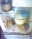 Вся фишка не в том что в холодильнике а в его модификации, в данном случае допотопности