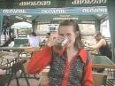 Я с любимым пивом :-))