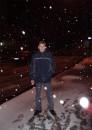 зима...ночь...снег...и я ;-)