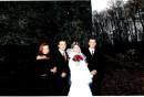 Свадьба моей подруги 2004г., в будущем моя кума:))