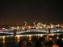 Ночная Нева Разведенные мосты