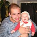 Я и моя младшая племяшка Софийка!!!