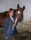 обожаю лошадей) и все тут)