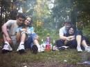 Это мы ходили в лес. 25 июня 2005г.