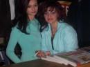 это я и моя двоюродная сестра